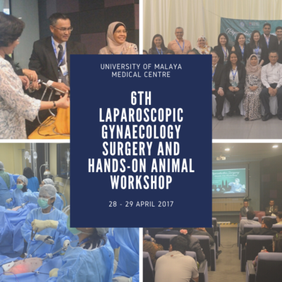 6th Laparoscopic Gynaecology Surgery and Hands-on Animal Workshop