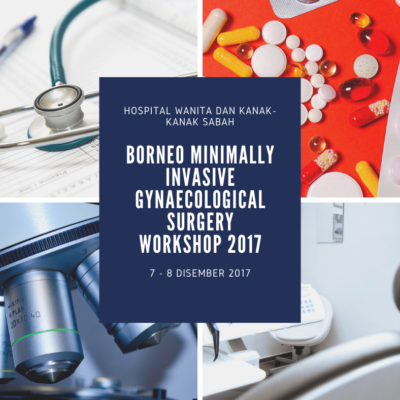 Borneo Minimally Invasive Gynaecological Surgery Workshop 2017