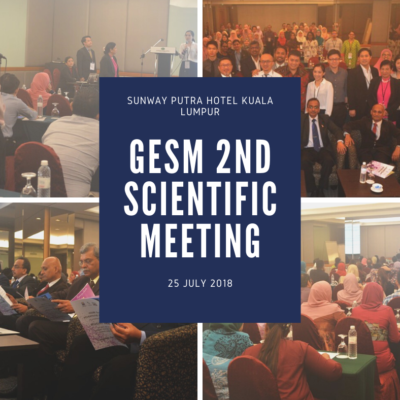 GESM – 2nd Scientific Meeting